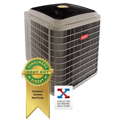 Bryant Evolution Series 280A Heat Pump