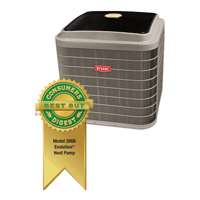 Bryant Evolution Series 286B Heat Pump