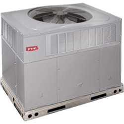Bryant 607E Preferred Series packaged system.