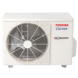 Toshiba Carrier RASE2 ductless sytem.